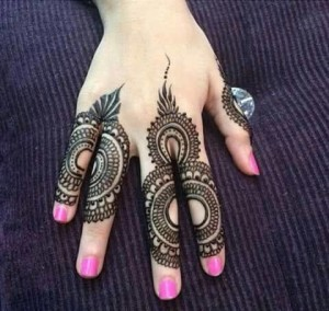 Mehndi Ideas for Eid ul Fitr 2015