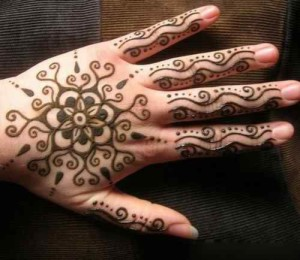 Henna Designs for women
