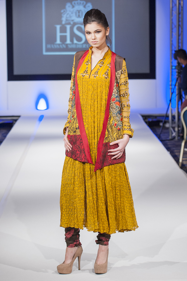 HSY Party wear dresses 2015