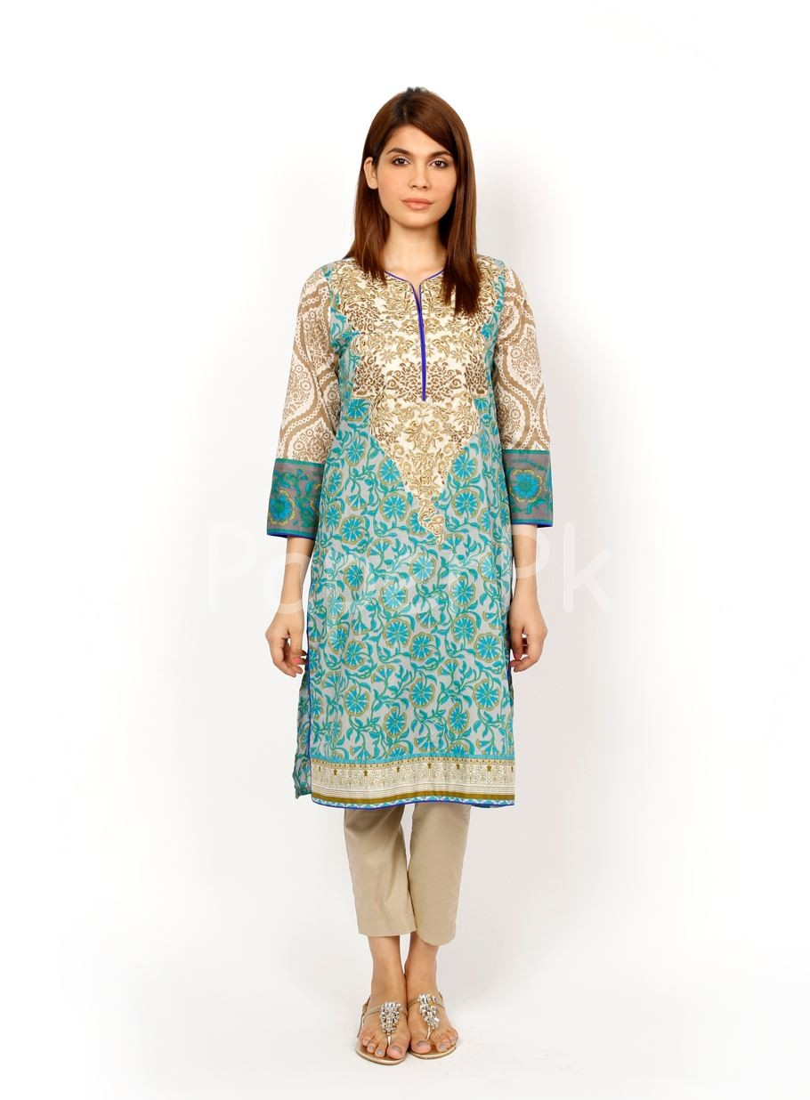 Latest Sana Safinaz Dresses for Eid 2015