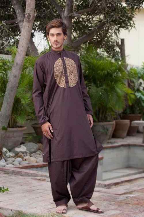 Men Kurta Designs for Eid 2016