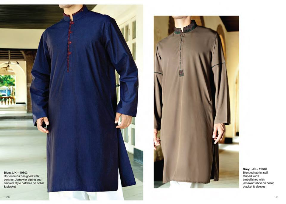 Men Kurta Shalwar Fashion Eid 2016
