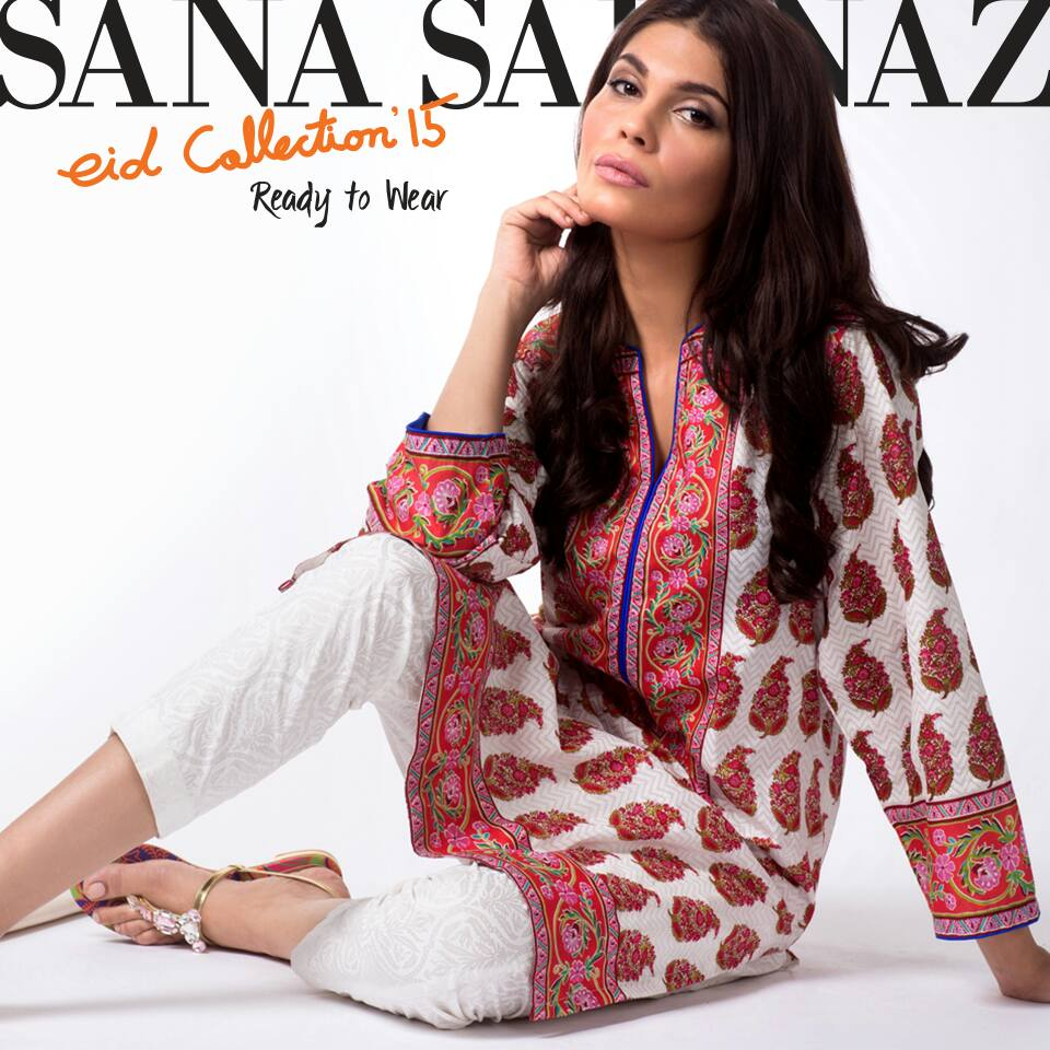 New Sana Safinaz Collection 2015