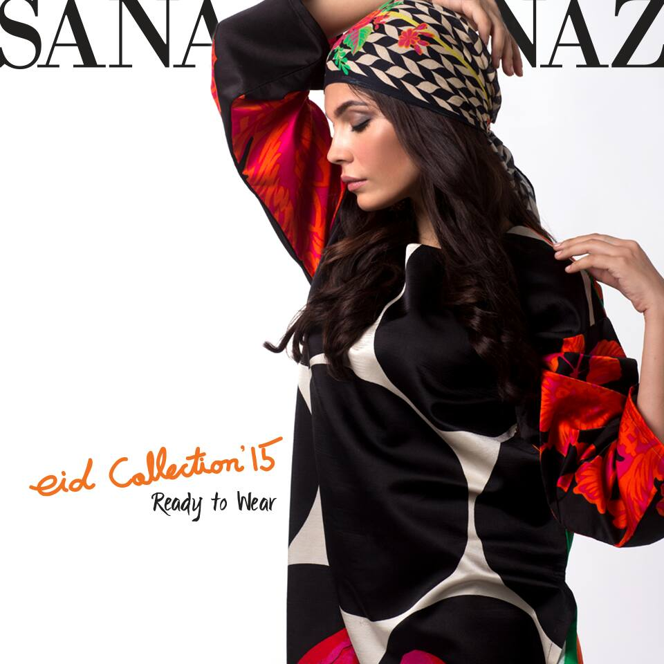 New Sana Safinaz Dresses Collection 2015