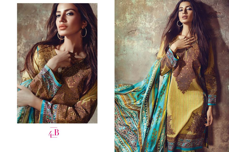 New Winter Collection of Sana Safinaz Eid 2015