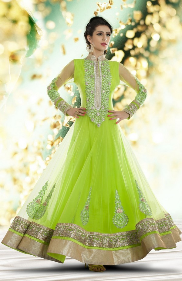 Pakistani and indian frock designs for 2015