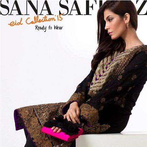 Sana Safinaz Eid Collection 2015