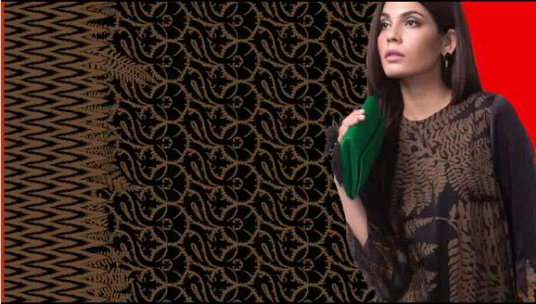 Sana Safinaz Spring Summer Collection 2015-2016