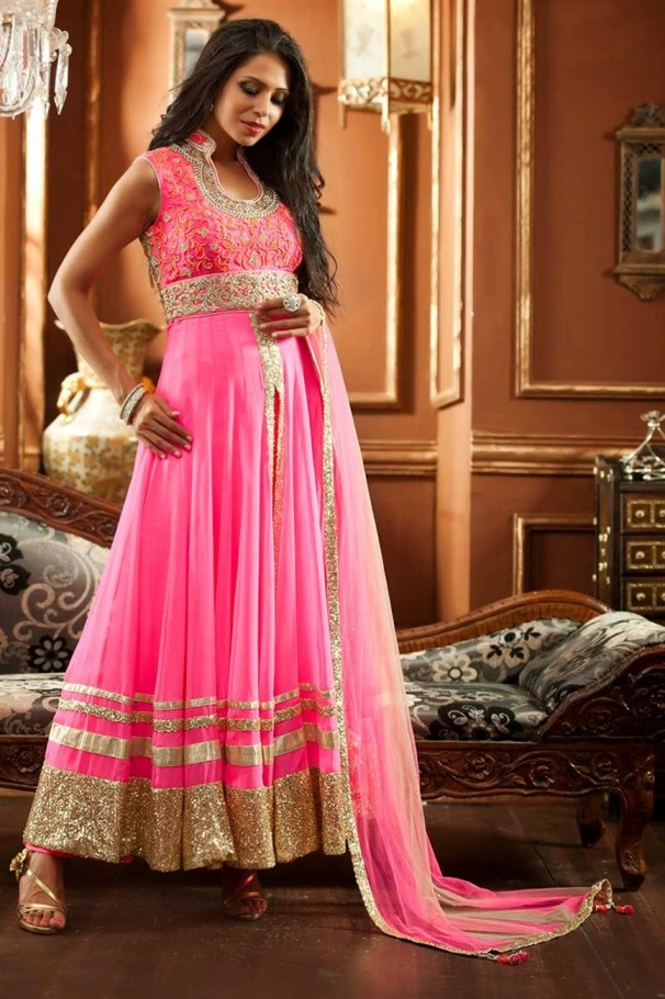 Anarkali Diwali Suits